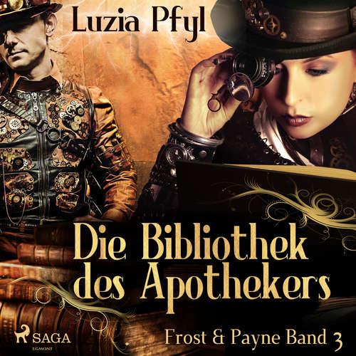 Die Bibliothek des Apothekers - Frost & Payne, Band 3