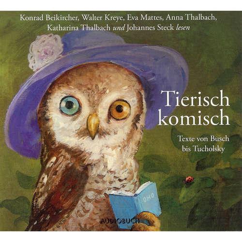 Hoerbuch Tierisch komisch -  Aesop - Konrad Beikircher