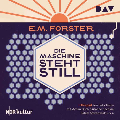 Hoerbuch Die Maschine steht still - Edward Morgan Forster - Susanne Sachsse