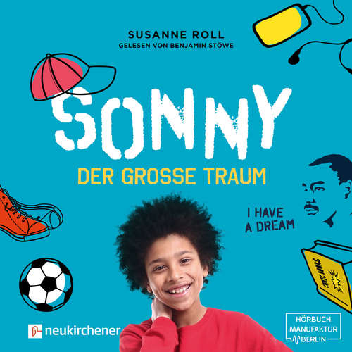Hoerbuch Sonny - der große Traum - Susanne Roll - Benjamin Stöwe