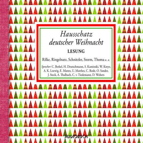 Hoerbuch Hausschatz deutscher Weihnacht - Joseph von Eichendorff - Christian Berkel