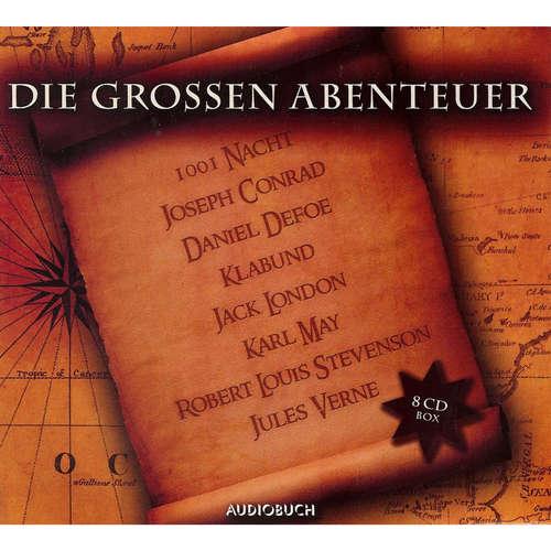 Hoerbuch Die großen Abenteuer - Antoine Galland - Hubertus Gertzen