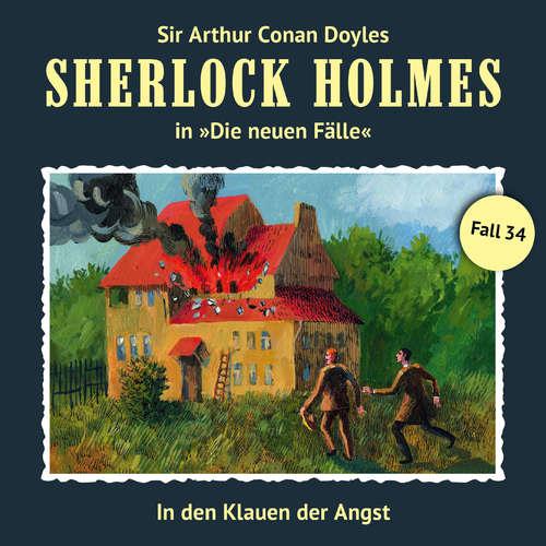Hoerbuch Sherlock Holmes, Die neuen Fälle, Fall 34: In den Klauen der Angst - Marc Freund - Christian Rode