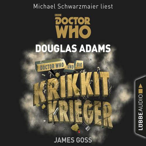 Hoerbuch Doctor Who und die Krikkit-Krieger - Doctor Who Romane 8 - Douglas Adams - Michael Schwarzmaier