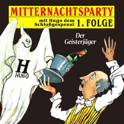 Hoerbuch Mitternachtsparty, Folge 1: Der Geisterjäger - Thorsten Warnecke - Hans Paetsch