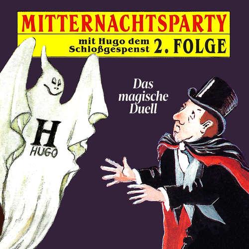 Hoerbuch Mitternachtsparty, Folge 2: Das magische Duell - Thorsten Warnecke - Hans Paetsch