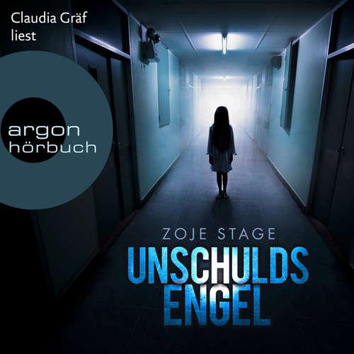 Hoerbuch Unschuldsengel - Zoje Stage - Claudia Gräf