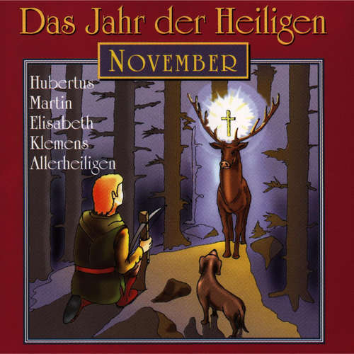 Hoerbuch Das Jahr der Heiligen, November -  - Günter Schmitz