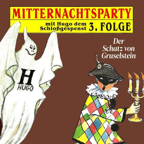 Hoerbuch Mitternachtsparty, Folge 3: Der Schatz von Gruselstein - Thorsten Warnecke - Michael Harck