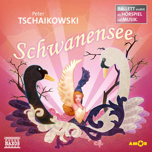 Hoerbuch Schwanensee Ballett - Ballett erzählt als Hörspiele - Piotr Ilyich Tchaikovsky - Wolfgang Rüter