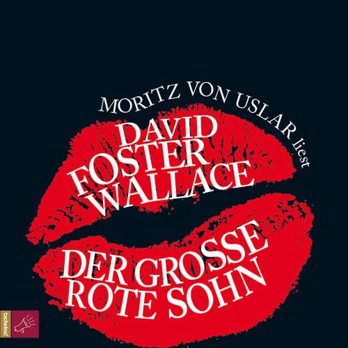 Hoerbuch Der große rote Sohn - David Foster Wallace - Moritz von Uslar