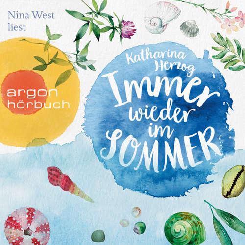 Hoerbuch Immer wieder im Sommer - Katharina Herzog - Nina West