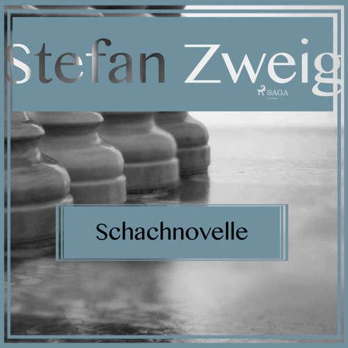 Hoerbuch Schachnovelle - Stefan Zweig - Reiner Unglaub