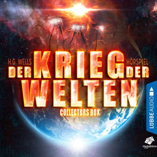 Hoerbuch Der Krieg der Welten - Teil 1 bis 4 - Collectors Box - H.G. Wells - Sascha Rotermund