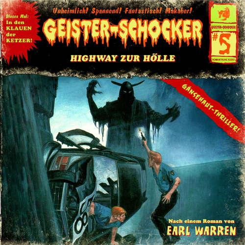 Hoerbuch Geister-Schocker, Folge 5: Highway zur Hölle - Earl Warren - Torsten Michaelis