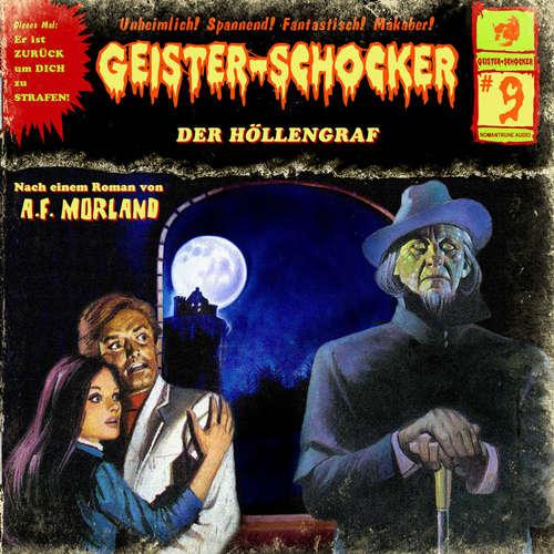 Hoerbuch Geister-Schocker, Folge 9: Der Höllengraf - A. F. Morland - Bodo Primus