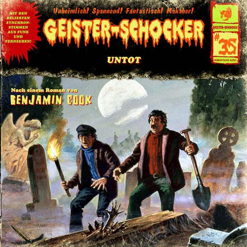 Geister-Schocker, Folge 35: Untot