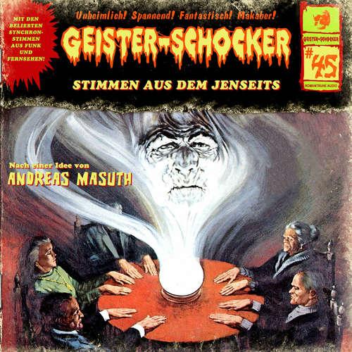 Geister-Schocker, Folge 45: Stimmen aus dem Jenseits