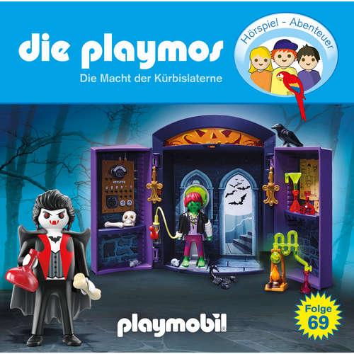 Hoerbuch Die Playmos - Das Original Playmobil Hörspiel, Folge 69: Die Macht der Kürbislaterne - David Bredel - Gerrit Schmidt-Foß