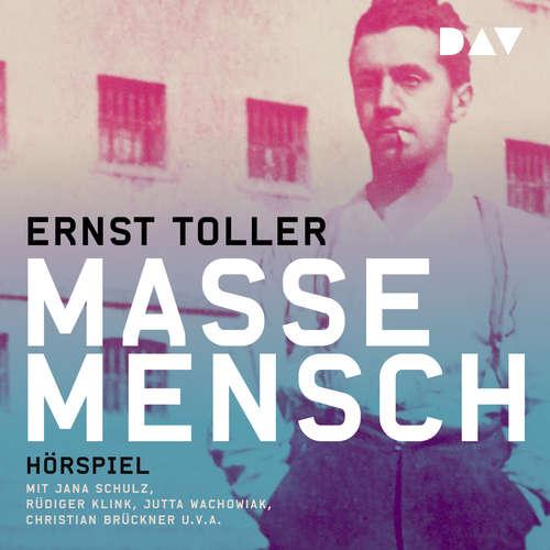 Hoerbuch Masse - Mensch (Hörspiel) - Ernst Toller - Christian Brückner