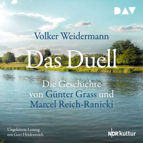 Hoerbuch Das Duell. Die Geschichte von Günter Grass und Marcel Reich-Ranicki - Volker Weidermann - Gert Heidenreich
