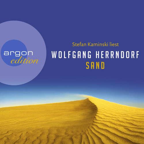 Hoerbuch Sand - Wolfgang Herrndorf - Stefan Kaminski