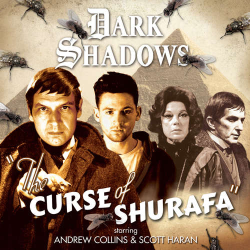 Dark Shadows, 46: The Curse of Shurafa