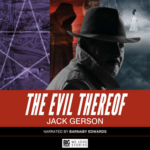 Audiobook The Evil Thereof - Jack Gerson - Barnaby Edwards