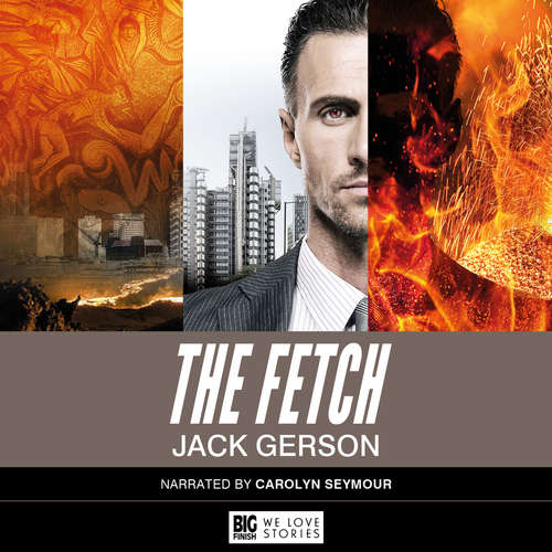 Audiobook The Fetch - Jack Gerson - Carolyn Seymour