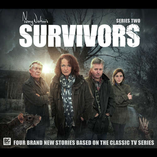 Audiobook Survivors, Series 2 - Ken Bentley - Carolyn Seymour