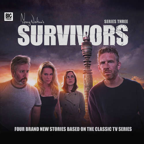 Audiobook Survivors, Series 3 - Ken Bentley - Carolyn Seymour