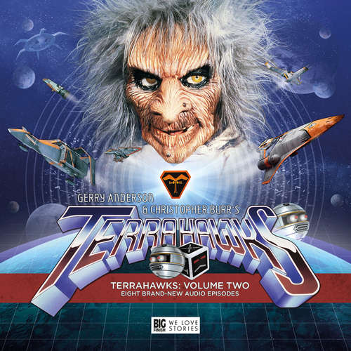 Audiobook Terrahawks, Volume 2 - Andrew T Smith - Jeremy Hitchen