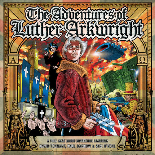 Audiobook The Adventures of Luther Arkwright - Bryan Talbot - David Tennant