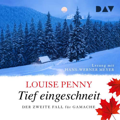 Hoerbuch Tief eingeschneit. Der zweite Fall für Gamache - Louise Penny - Hans-Werner Meyer