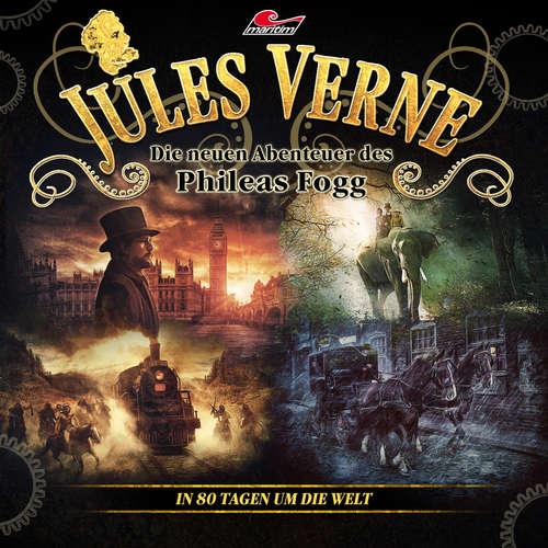 Hoerbuch Jules Verne, Die neuen Abenteuer des Phileas Fogg, In 80 Tagen um die Welt - Markus Topf - Christian Brückner