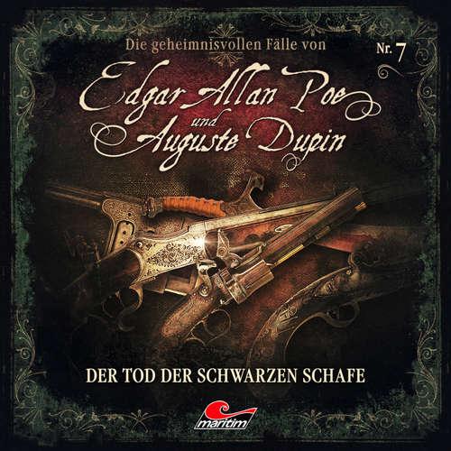 Hoerbuch Edgar Allan Poe & Auguste Dupin, Folge 7: Der Tod der schwarzen Schafe - Markus Duschek - Douglas Welbat