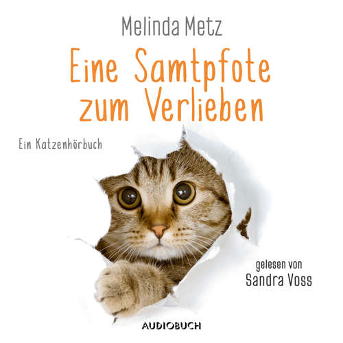 Hoerbuch Die Samtpfoten-Serie, Folge 1: Eine Samtpfote zum Verlieben - Melinda Metz - Sandra Voss