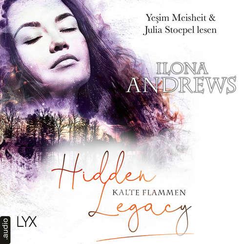 Hoerbuch Kalte Flammen - Hidden Legacy - Nevada-Baylor-Serie, Teil 3,5 - Ilona Andrews - Yesim Meisheit