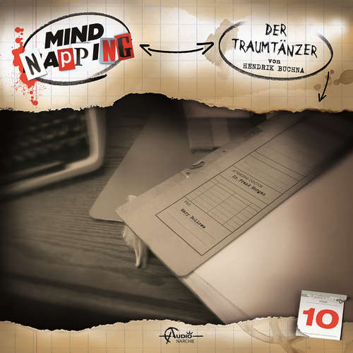 Hoerbuch MindNapping, Folge 10: Der Traumtänzer - Hendrik Buchna - Eckart Dux