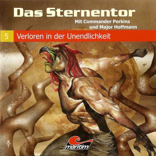 Hoerbuch Das Sternentor - Mit Commander Perkins und Major Hoffmann, Folge 5: Verloren in der Unendlichkeit - H. G. Francis - Ernst Meincke