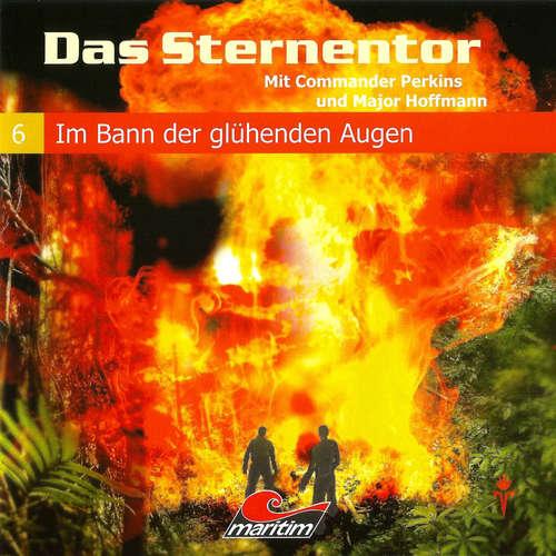 Hoerbuch Das Sternentor - Mit Commander Perkins und Major Hoffmann, Folge 6: Im Bann der glühenden Augen - H. G. Francis - Ernst Meincke