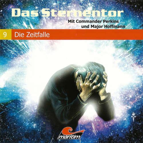 Hoerbuch Das Sternentor - Mit Commander Perkins und Major Hoffmann, Folge 9: Die Zeitfalle - H. G. Francis - Christian Mey