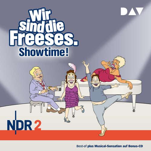 Wir sind die Freeses - Showtime! (Hörspiel)