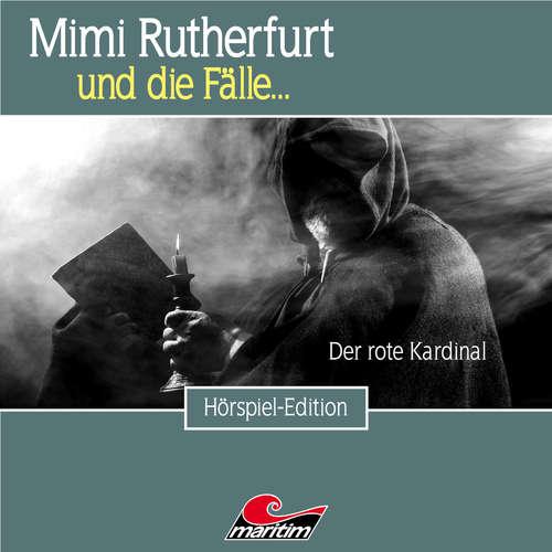 Hoerbuch Mimi Rutherfurt, Folge 45: Der rote Kardinal - Thorsten Beckmann - Lutz Mackensy