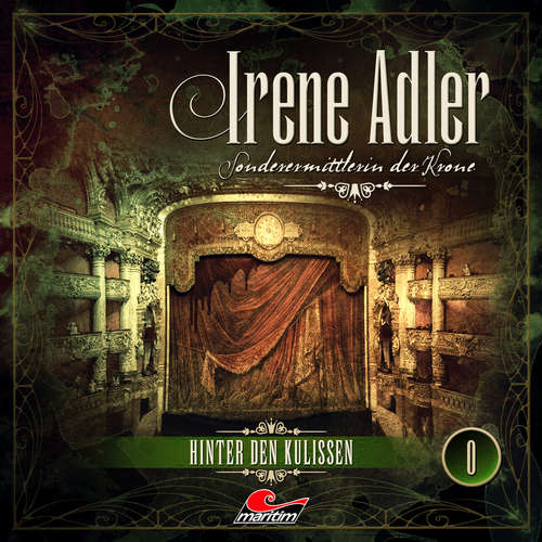 Irene Adler, Sonderermittlerin der Krone, Folge: Hinter den Kulissen