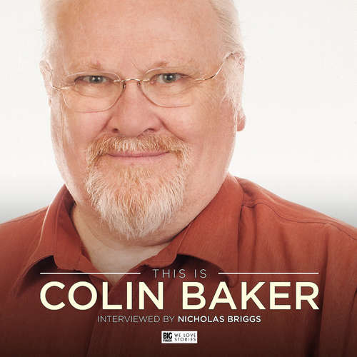 Audiobook This is Colin Baker - Colin Baker - Colin Baker