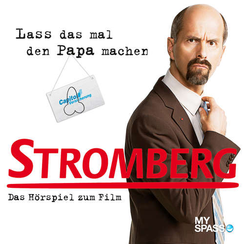 Hoerbuch Stromberg - das Hörspiel zum Film - Ralf Husmann - Christoph Maria Herbst