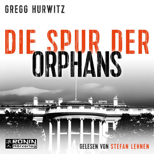 Die Spur der Orphans - Evan Smoak, Band 4