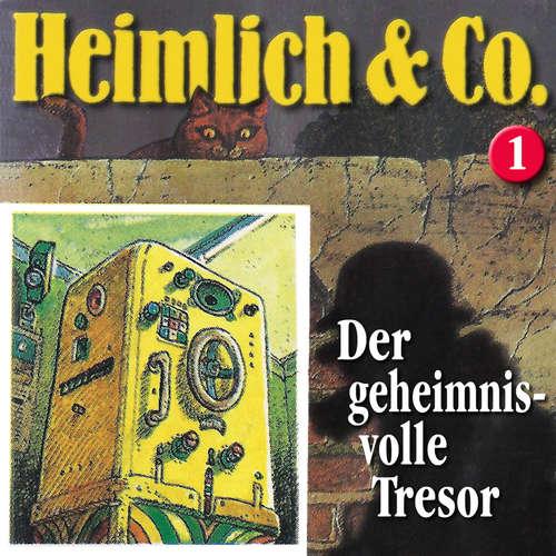 Hoerbuch Heimlich & Co., Folge 1: Der geheimnisvolle Tresor - Hans-Joachim Herwald - Christian Stark