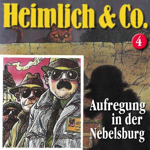 Heimlich & Co., Folge 4: Aufregung in der Nebelsburg